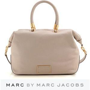 Marc by Marc Jacob's pebbled leather handbag